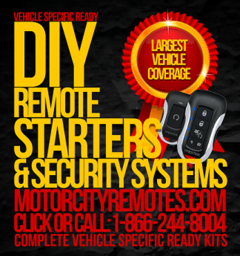 DIY REMOTE STARTER KITS VEHICLE SPECIFIC SYSTEMS 2021
