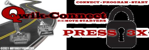 RAM Trucks Plug and Play Remote Starters Dodge