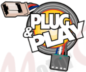 Plug and Play Remote Starter Kits T-Harness