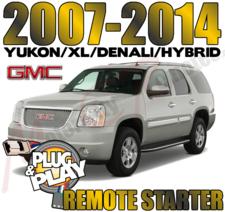 2007 2014 GMC YUKON PLUG AND PLAY REMOTE STARTERS
