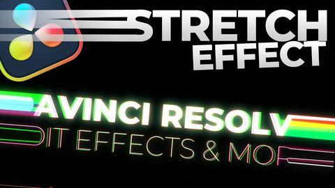 Just Stretch Effect