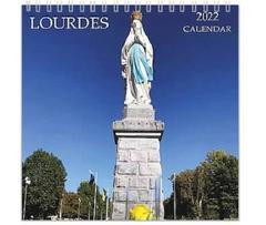 NEW Lourdes 2022 Calendar