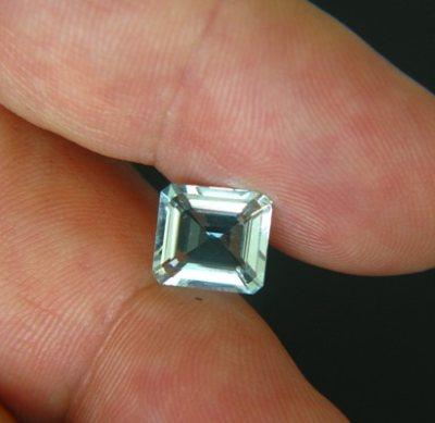 gemstone photo African Aquamarine 2.24 carat