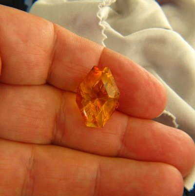 gemstone photo Citrine 15.54 carat