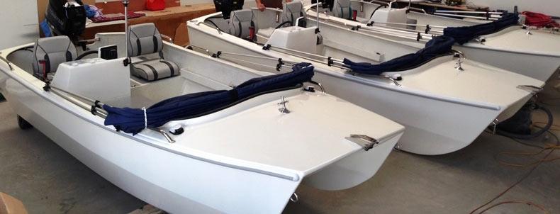 Tender Catamaran Kits Tender Catamaran Plans Ripple Tenders