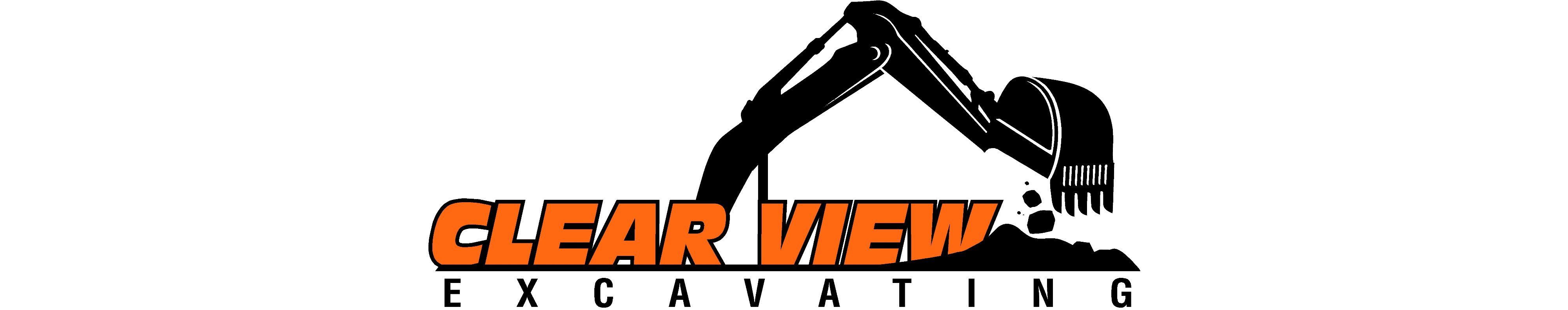 ClearView Dark Logo
